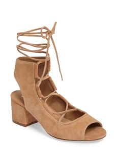 Steve Madden Admire Block Heel Sandal (Women)