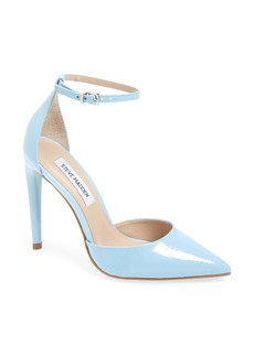 Steve Madden Alisha Ankle Strap Pump (Women)