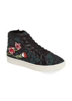 Steve Madden Allie High Top Sneaker (Women)