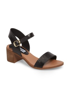 Steve Madden April Block Heel Sandal (Women)
