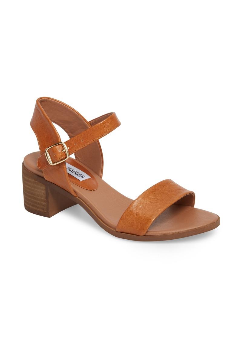 Steve Madden April Block Heel Sandal (Women)