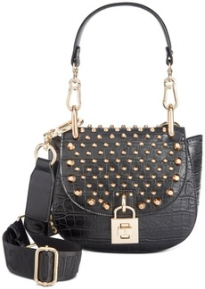Steve Madden Bria Stud Saddle Bag