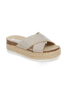 Steve Madden Arran-R Platform Espadrille Sandal (Women)