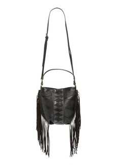 Steve Madden 'B Hutch' Faux Leather Crossbody Bag
