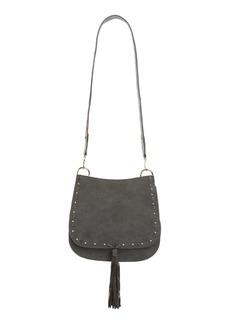 Steve Madden 'B Swiss' Faux Leather Saddle Bag