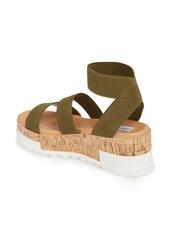 71cfc6f43d6 Steve Madden Steve Madden Bandi Platform Wedge Sandal (Women)