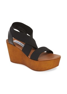 997a5c24a1b Steve Madden Barbara Platform Wedge Sandal (Women)