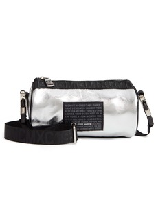 Steve Madden Barrel Crossbody Bag