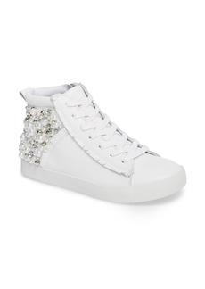 Steve Madden Bayside Embellished Sneaker (Women)