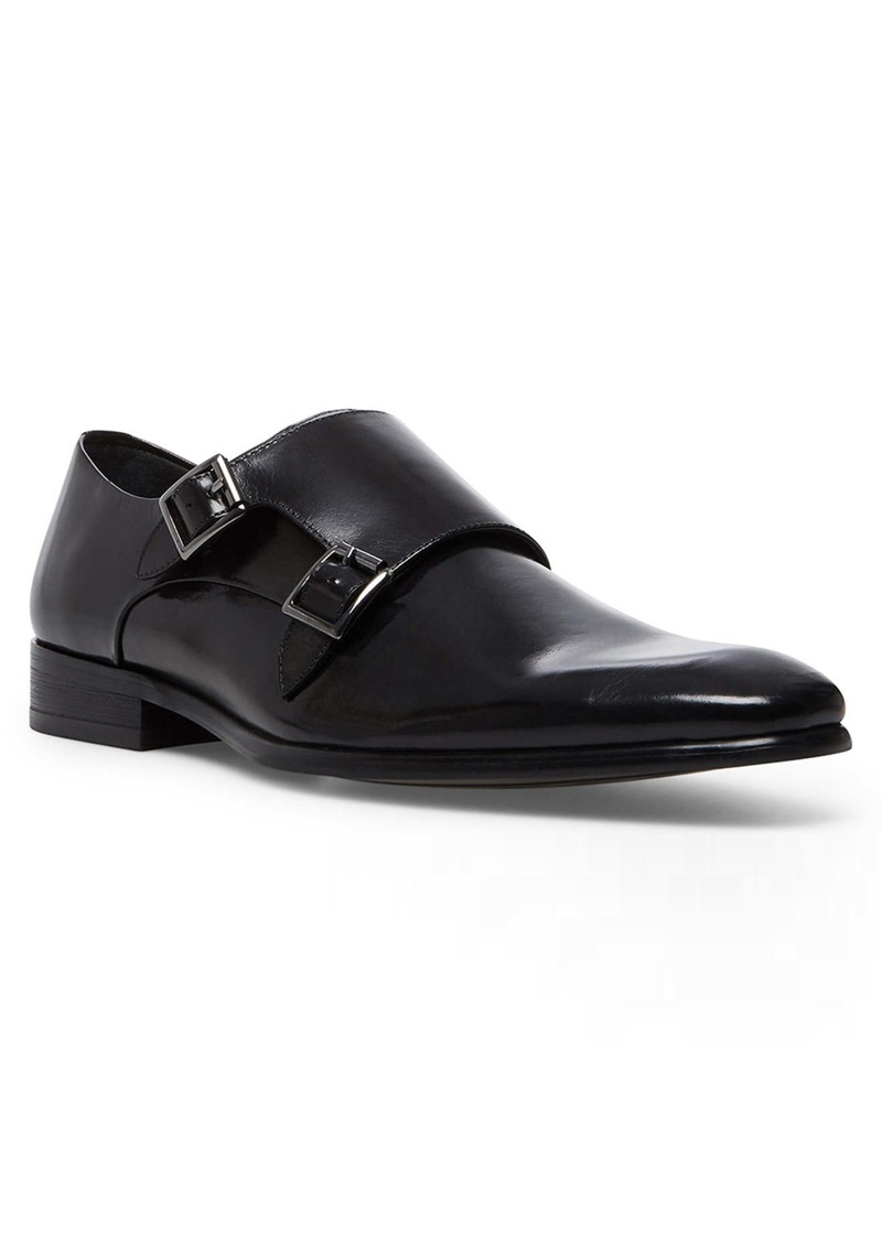 Steve Madden Beaumont Double Monk Strap Shoe (Men)