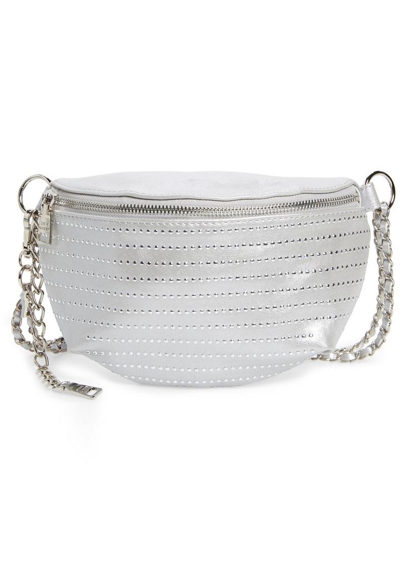 060ab8dca42 Steve Madden Steve Madden Becca Metallic Studded Belt Bag