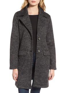 Steve Madden Belted Fleece Jacket