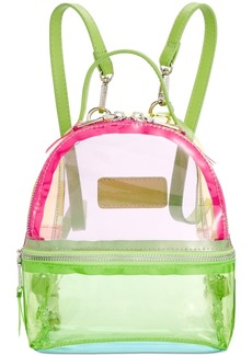 Steve Madden Benny Clear Backpack