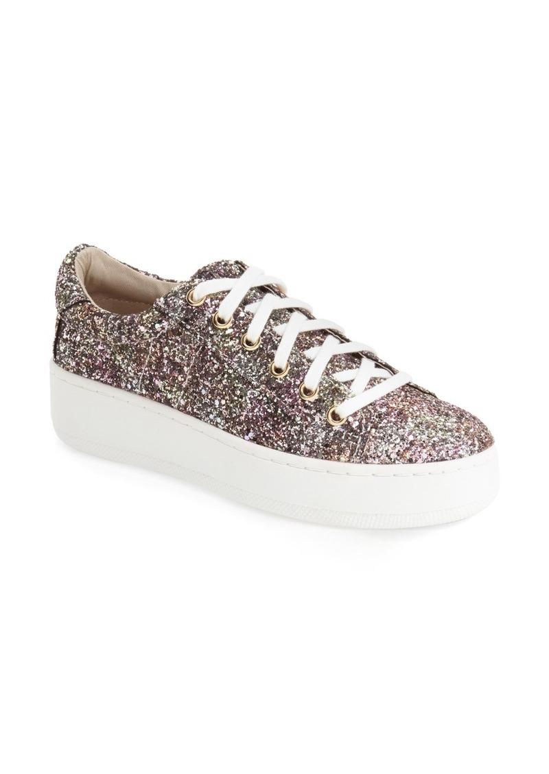 c4c86ac3eff 'Bertie' Glitter Platform Sneaker (Women)