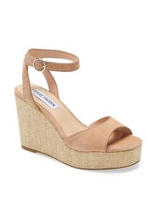 Steve Madden Binx Platform Wedge Sandal (Women)