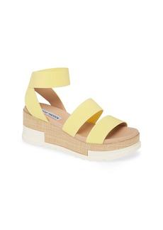 Steve Madden Birkley Strappy Platform Sandal (Women)