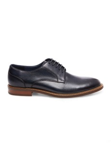 Steve Madden Blatimore Leather Lace-Up Derby Shoes