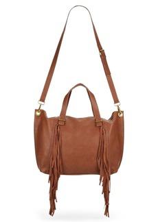 Steve Madden Blucyy Fringe Shoulder Bag
