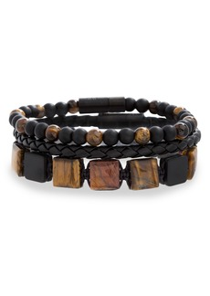 Steve Madden Bracelet Set