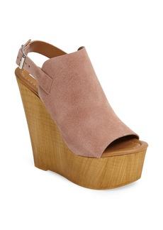 Steve Madden Brandey Platform Wedge Sandal (Women)