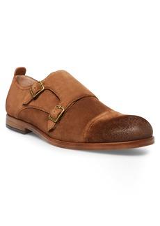 Steve Madden Brentt Double Monk Strap Shoe (Men)
