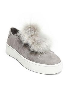 """Steve Madden® """"Bryanne"""" Faux Fur Sneakers"""