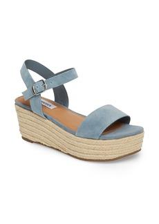 Steve Madden Busy Platform Espadrille Sandal (Women)