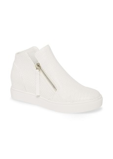 Steve Madden Caliber Wedge High Top Sneaker (Women)