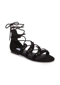 Steve Madden Carleigh Ghillie Gladiator Sandal (Women)