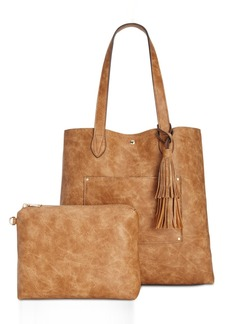 Steve Madden Casey North South Large Tote