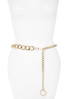 Steve Madden Chain Link Belt