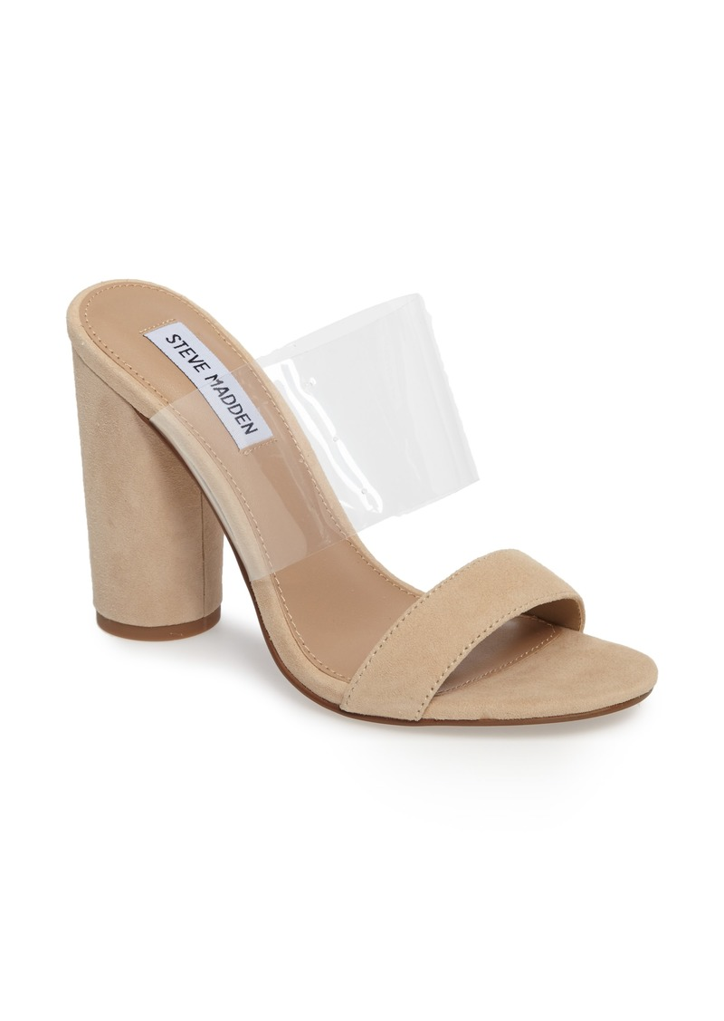 646c2d1327c4 Steve Madden Steve Madden Cheers Slide Sandal (Women)   Shoes