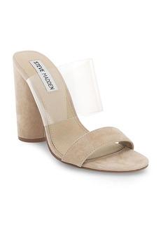 Steve Madden Cheers Slip-On Sandals