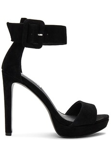 Steve Madden Circuit Heel in Black. - size 6 (also in 10,6.5,7,7.5,8,8.5,9,9.5)