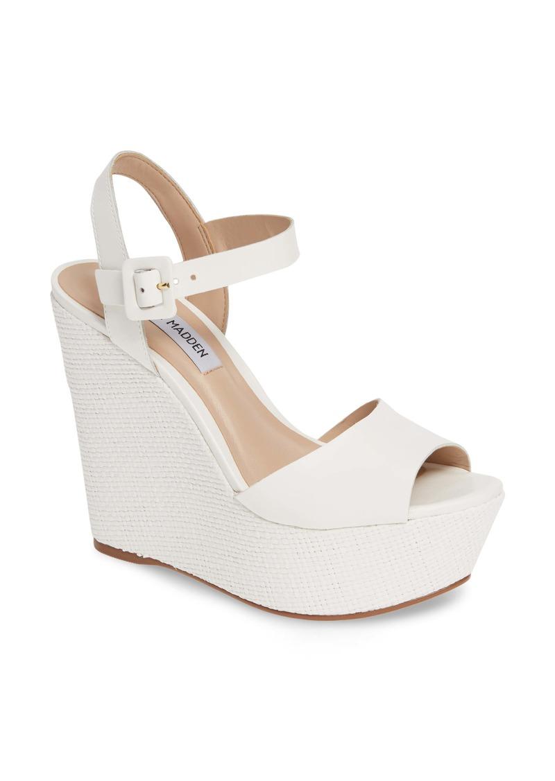 Steve Madden Citrus Platform Wedge Sandal (Women)