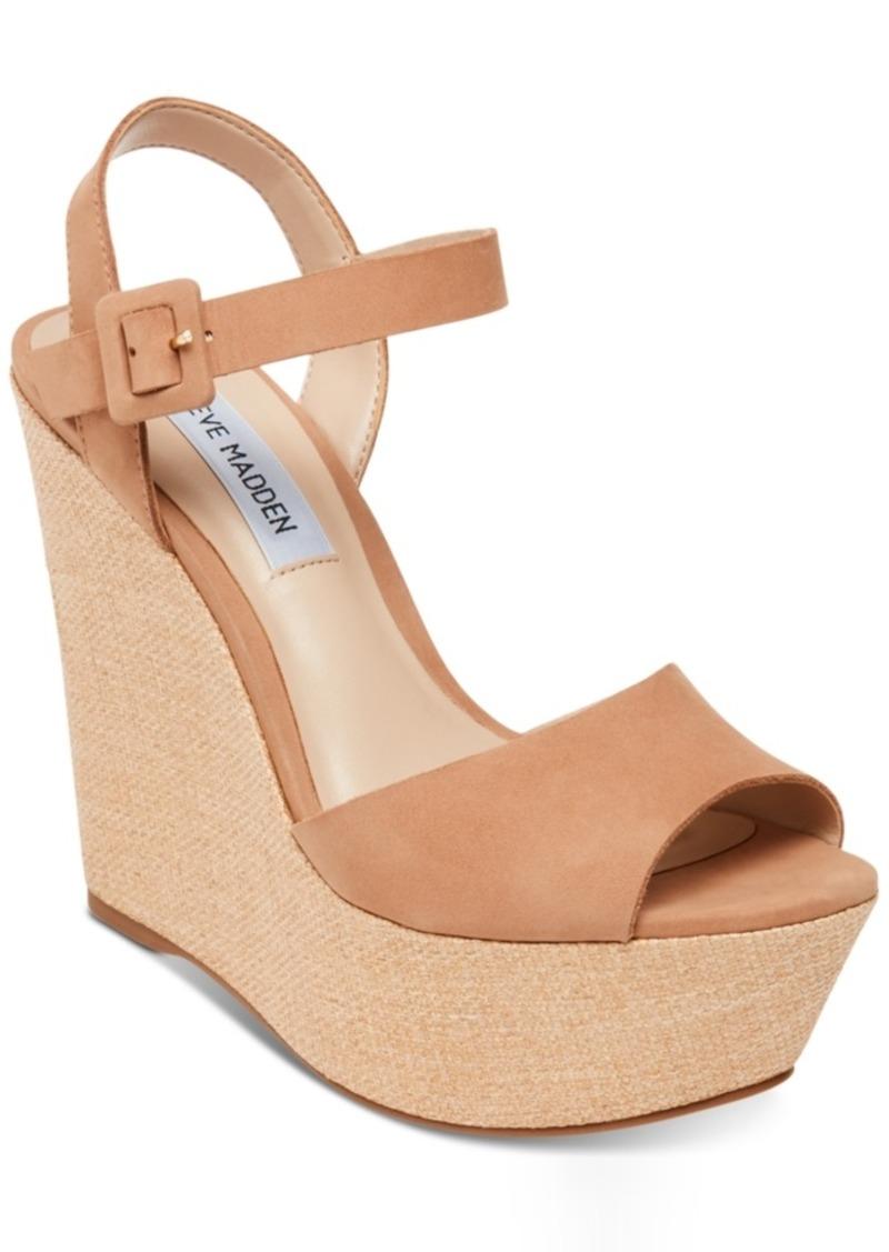 Steve Madden Citrus Platform Wedge Sandals
