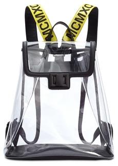 Steve Madden Clear Backpack