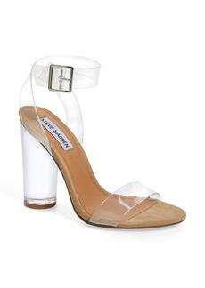 Steve Madden Clearer Column Heel Sandal (Women)