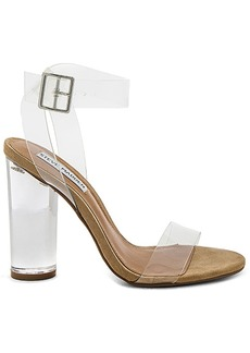 Steve Madden Clearer Heels in Beige. - size 10 (also in 5.5,6,7)