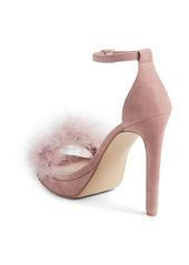 Steve Madden Clutch Ankle Strap Sandal (Women)