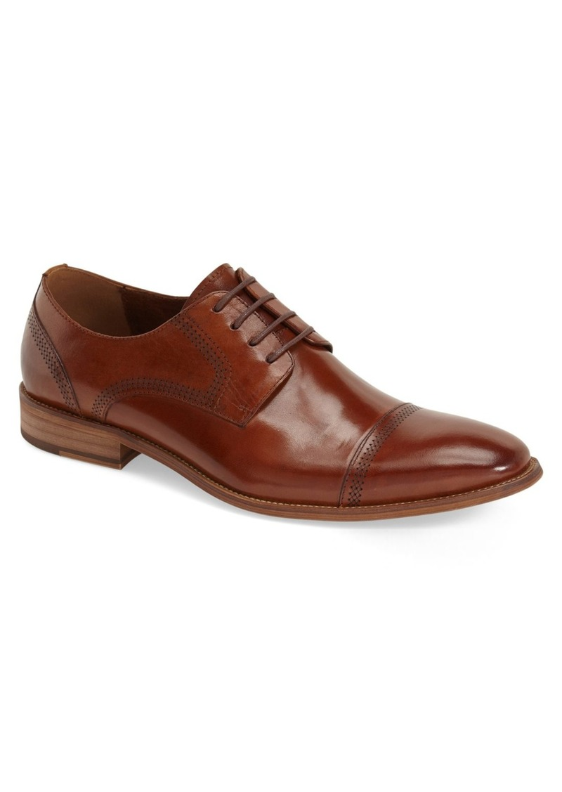Steve Madden 'Crucible' Cap Toe Derby (Men)