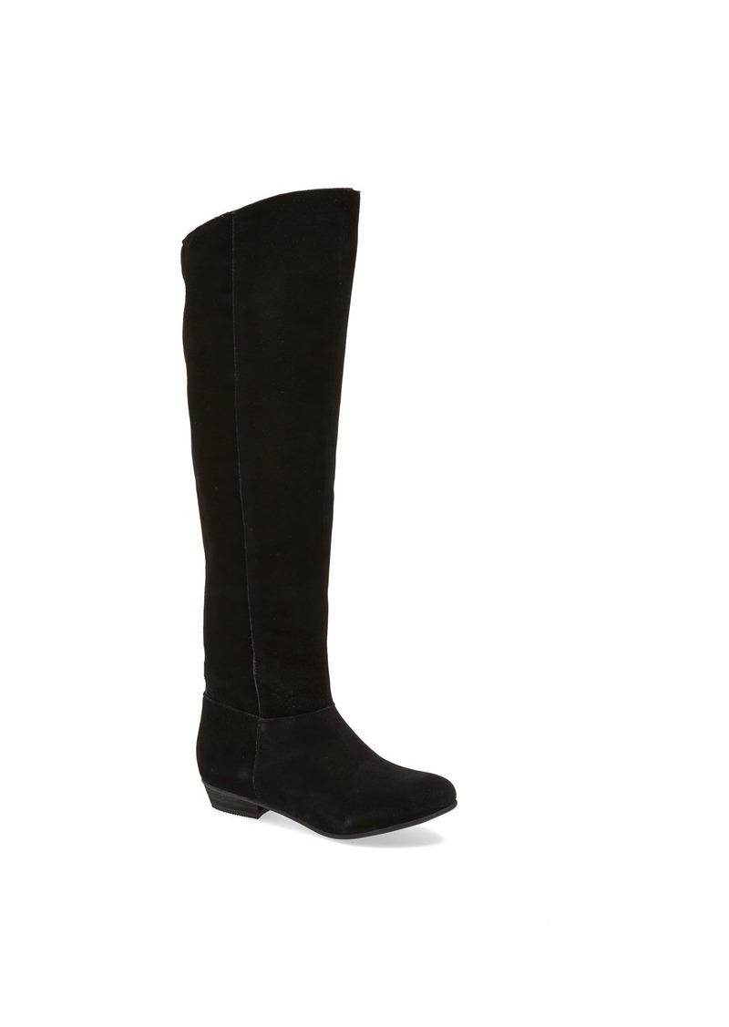 Steve Madden 'Cuality' Knee High Suede Boot