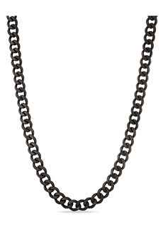 Steve Madden Curb Chain Necklace