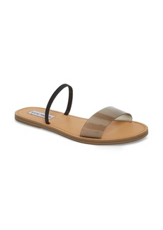Steve Madden Dasha Strappy Slide Sandal (Women)