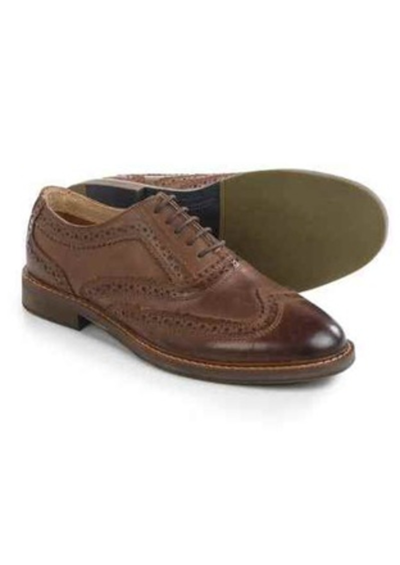 77a93902dab Daxx Wingtip Oxford Shoes - Leather (For Men)