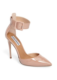 Steve Madden Desire Ankle Strap Pump (Women)