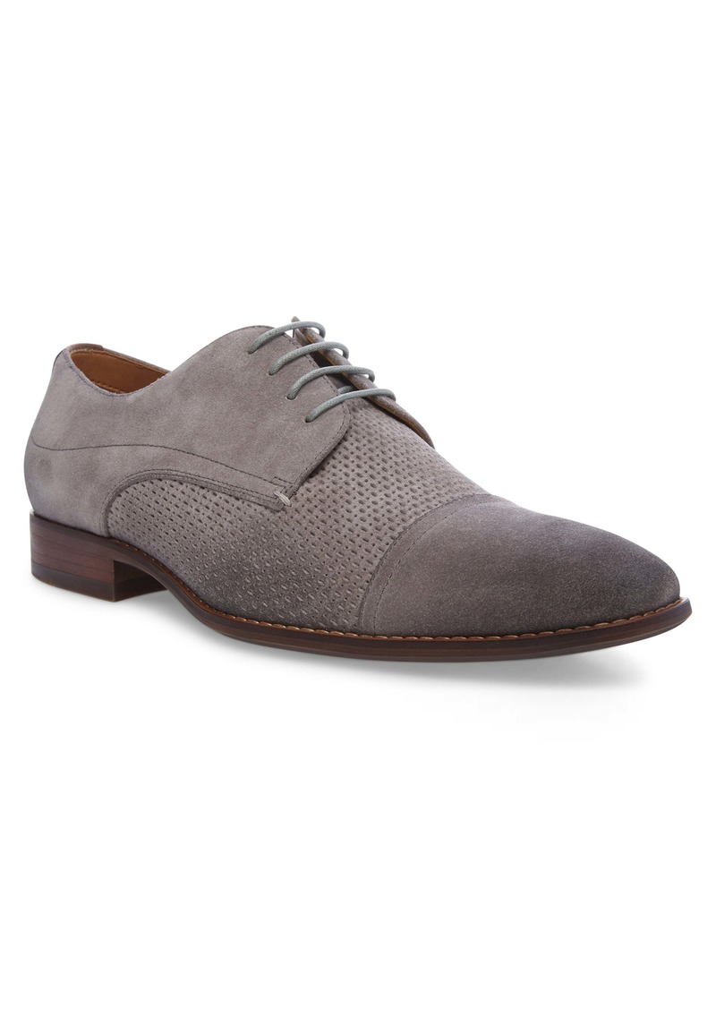 Steve Madden Desmond Cap Toe Derby (Men)