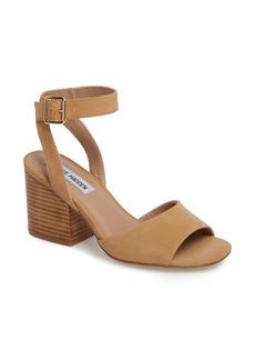 Steve Madden Devlin Block Heel Sandal (Women)