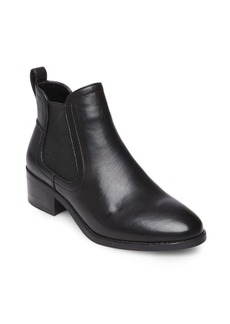 Steve Madden Dicey Leather Booties