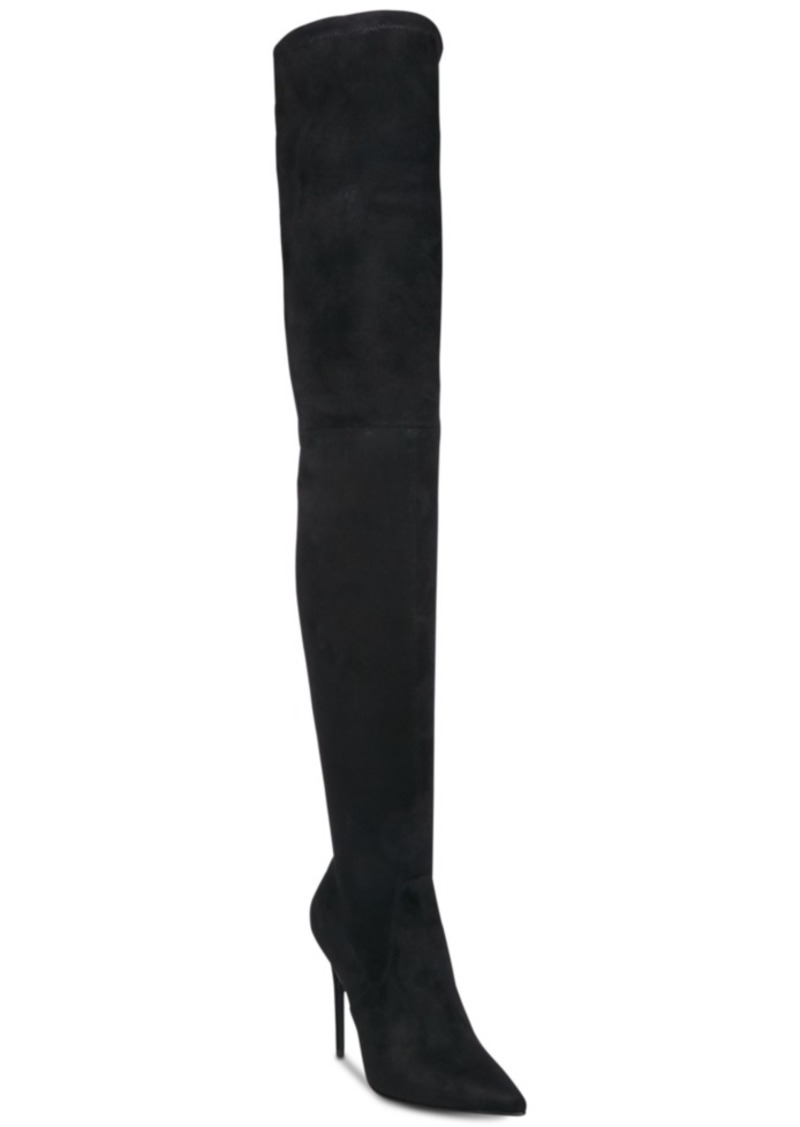Steve Madden Dominique Over-The-Knee Stretch Boots